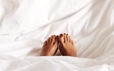 De verschillende fasen van slaap