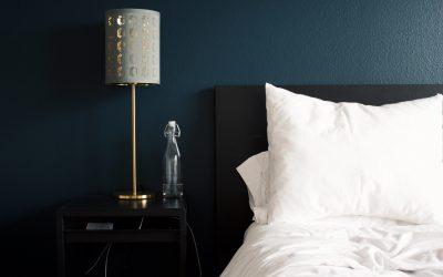 Wat is de beste kleur voor je muren in de slaapkamer?