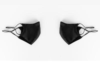 Gebruik een zijden mondmasker en zeg nee tegen maskne