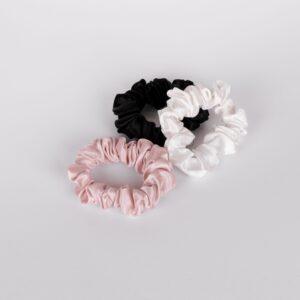 Zijden scrunchies_ 1